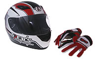 Helmets & Clothing Aerox 50 03-12 SA14