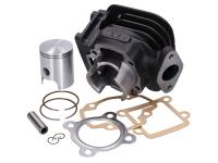 cylinder kit MVT Iron Max 50cc for Minarelli vertical