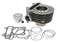 cylinder kit 125cc for China 4-stroke GY6 125 152QMI