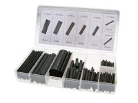shrink tubing assortment incl. box, 127 pcs