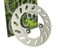 brake disc NG for Beta, Gilera, KTM, Peugeot, Piaggio, SYM