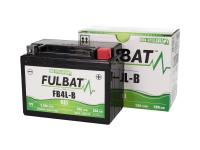 battery Fulbat FB4L-B GEL High Power 5Ah
