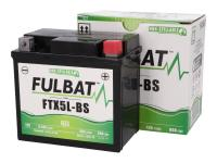 battery Fulbat FTX5L-BS GEL