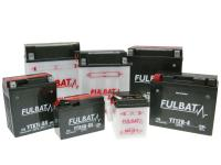 battery product line Fulbat for motorcycle, scooter, quad, ATV