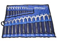 combination spanner set 25-piece metric 6-32mm