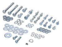 upper frame, support, subframe brace, seat, tank standard parts set for Simson S50, S51, S53, S70, S83