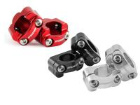 handlebar clamp kit VOCA HB28 CNC 22-28.6mm - various colors