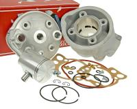 cylinder kit Airsal Tech-Piston 70.5cc 48mm for Minarelli AM