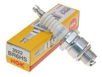 spark plug NGK shielded BR6HS
