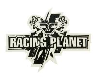 sticker Racing Planet 130x105mm black