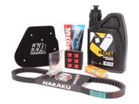 service / maintenance kit 7-piece for CPI, Keeway, Generic 1E40QMB