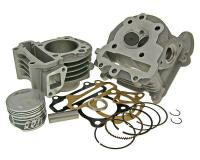 cylinder kit Naraku V.2 90cc incl. cylinder head for GY6, Kymco 50 2V