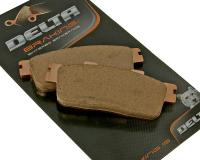 brake pads Delta Braking sintered DB2128RDN