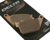 brake pads Delta Braking sintered DB2134RDN