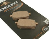brake pads Delta Braking sintered DB2012SR