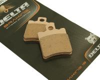 brake pads Delta Braking sintered DB2014SR (S10) = NK430.24/S