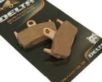 brake pads Delta Braking sintered DB2017SR