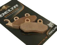 brake pads Delta Braking sintered DB2021SR = NK430.37/S