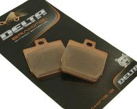 brake pads Delta Braking sintered DB2024SR (S32)