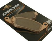 brake pads Delta Braking sintered DB2038RD = 174.2140