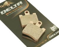 brake pads Delta Braking sintered DB2106RDN = NK430.18