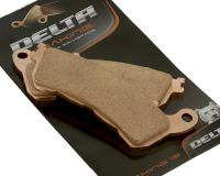 brake pads Delta Braking sintered DB2114RD = NK430.15/S