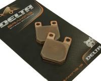 brake pads Delta Braking sintered DB2120SR = NK430.34/S