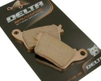 brake pads Delta Braking sintered DB2138RDN