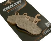 brake pads Delta Braking sintered DB2143RDN
