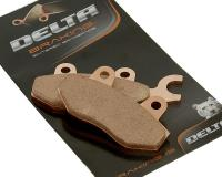 brake pads Delta Braking sintered DB2340SR = NK430.36/S