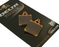 brake pads Delta Braking sintered DB2370SR