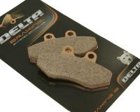 brake pads Delta Braking sintered DB2700SR = NK430.28/S